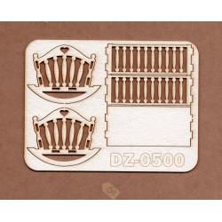 KOŁYSKA 3D DZ-0500
