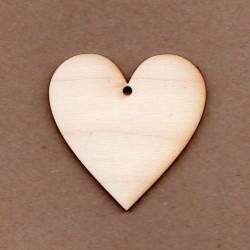Serce sklejka LO-053